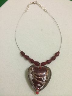 Neckless I made and gave to Raana