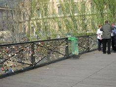 lock bridge, paris
