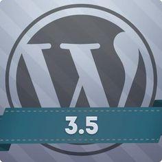 WordPress 3.5 já disponivel