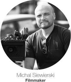 Michal Siewierski Filmmaker of Food Choices Documentary