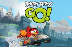 Free Download Angry Birds Go! android modded game for your android mobile phone and tablet from Android Mobile zone. Angry Birds Go! is a racing game; the game is developed by Rovio Entertainment Ltd.