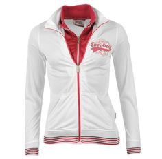 Dámska mikina Everlast  20 eur  http://www.outletmania.sk/damske-mikiny-na-zips/66201101-everlast-mock-layer-track-top-ladies.html