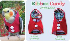 Check out the deal on Ribbon Candy Hoodie for Jr. Small and Small at Avian Fashions