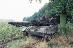 Bundeswehr fighting vehicles Leopard I