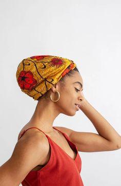 Turbans– Grace Eleyae #ArganOilForHairLoss