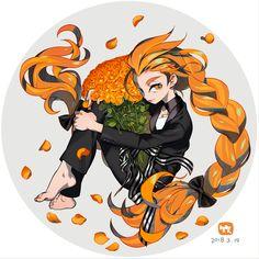 """竹画廊 on Twitter: """"橙なる種… """" Character Concept, Character Art, Concept Art, Illustration Girl, Illustration Artists, Illustrations, Pixel Animation, Waifu Material, Fan Art"""