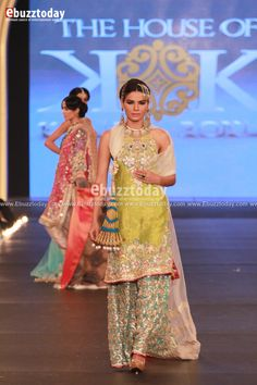 The House of Kamiar Rokni - PFDC L'Oréal Paris Bridal Week 2013 - Entertainment…