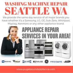 8 Liance Repair Seattle Wa Ideas