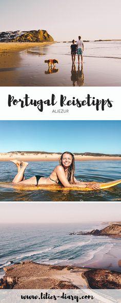 7 Reisetipps für Aljezur in Portugal. Eingebettet in die sanfte Hügellandschaft der nordwestlichen Algarve, steht Aljezur für die unberührte Algarve, eine Gegend voller wunderschöner Naturlandschaften. Die Gegend westlich des Ortes ist Bestandteil des Nationalparks Parque Natural do Sudoeste Alentejano e Costa Vicentina. Alle Infos auf lilies-diary.com.