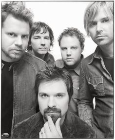 Third Day - Awesome Christian musicians
