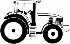 free black and white tractor clipart Dr Seuss Clipart, Tractor Clipart, White Tractor, Coloring Pages, Bus Art, Cookie Images, Clipart Black And White, John Deere Tractors, Free Black