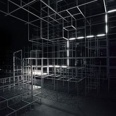 Serpentine Pavilion Intervention / Work / United Visual Artists