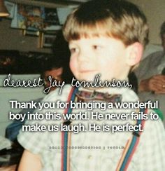 THANK YOU GOD FOR LOUIS!!! He is such a blessing to all DIRECTIONERS!!