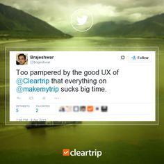 #CTApp #CTDesign #CleartrippersSpeak