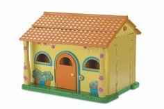 Amazon.com: Dora's Talking House: Toys & Games