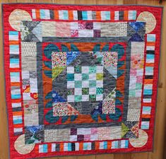 Quilting is more fun than Housework...: Scrap-A-Palooza! : Quilts From Orphan Blocks
