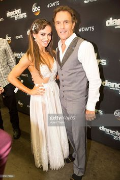 'Episode 2203 - The remaining celebrities will set out to leave a lasting impression with their dances as they commemorate their most memorable year, on 'Dancing with the Stars,' live, MONDAY, APRIL 4, 2016 (8:00-10:01 p.m. EDT) on the ABC Television Network. Karina Smirnoff and Doug Flutie