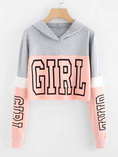 Blouses & Shirts New Pink Women Cute Letter Angel Print Cartoon Short Sleeve Pullover Shirt Crop Cami Beach Basic Tops
