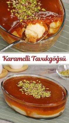 Food And Drink, Pudding, Sweets, Desserts, Recipes, Turkish Recipes, Bakken, Tailgate Desserts, Deserts