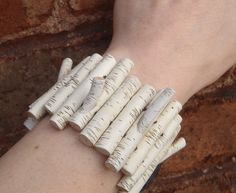 Nature's Wonder Wearable Whimsy Bracelet. $95.00, via Etsy. Sandra Mitchell