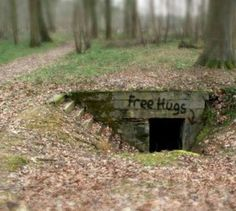 Vintage bushcraft know-hows that all survival fanatics will certainly wish to learn now. This is most important for preppers survival and will certainly protect your life. Underground Shelter, Underground Homes, Root Cellar, Bushcraft Camping, Survival Shelter, Wild Edibles, Free Hugs, Outdoor Photos, Outdoor Survival