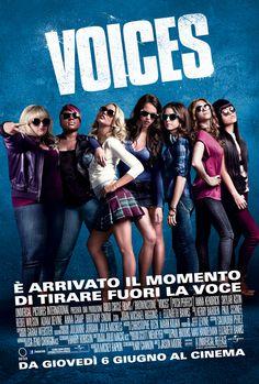 Voices, dal 6 giugno al cinema.