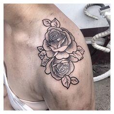 #rose #rosetattoo #vintagetattoo #vintagerose #oldrosetattoo #blackwork #blacktattoo #blackworktattoo #linetattoo #dotwork #dotworktattoo #bw #tattoos #tat #tats #tatt #tatts #ink #inked #girlswithtattoos #blackworkers #flowertattoo #flowerstattoo