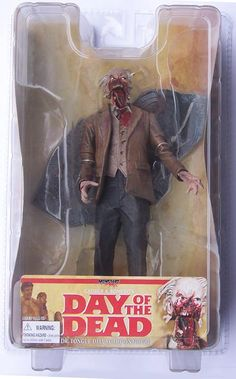 horror movie action figures | Day of the Dead Dr. Tongue Action Figure :: Movies :: House of ...
