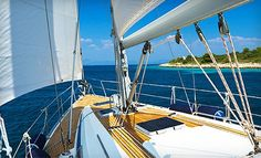 Groupon - Two-Hour BYOB Private Sailing Trip for Up to Six on Weekdays or Weekends from SeaBreeze Charter (Half Off). Groupon deal price: $180.00