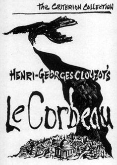 72 best film 1943 images classic hollywood golden age of 1943 Movie Poster le corbeau 1943