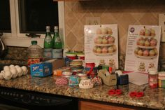 our life in a click: {Entertaining} Cupcake Wars Party