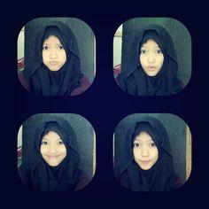 mee :) #hijab #black #girl #beauty #photos #like #freak #hitz #manyun #smile #me #sad #love