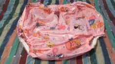 ADULT  SMALL PINK  ( NEW YEARS SALE )  PLASTIC PANTIES  for your big baby     eBay