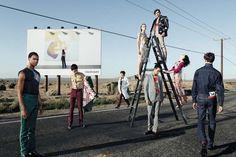 Campagne Calvin Klein Printemps/Été 2017