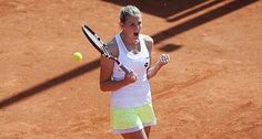 4/30/15 Via yahoo sports: Top-seeded Karolina Pliskova advanced to the Prague Open semifinals by beating fellow Czech and wild card Denisa Allertova 6-2, 5-7, 6-1 on Thursday. Pliskova will play Yanina Wickmayer of Belgium, who rallied from a set down to defeat qualifier Danka Kovinic of Montenegro 2-6, 6-3, 6-3.