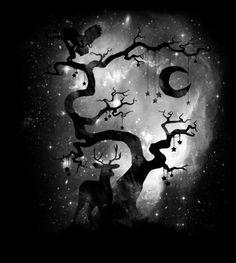 """Stardust Forest""  Tobe Fonseca"