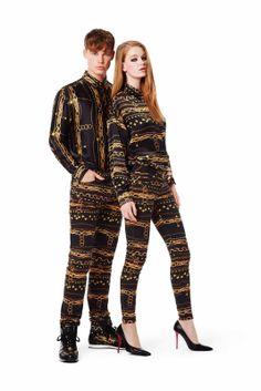 Versace nos presenta la colección de invierno de Versus   Male Fashion Trends