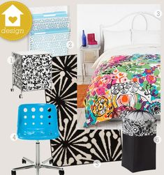 Cute Dorm Rooms | Cheap Decorating Ideas For College Apartments