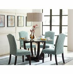 Upholstered Parsons Collection | Casual Dining | Dining Rooms | Art Van  Furniture   Michiganu0027s Furniture
