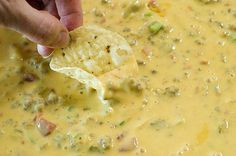 Dayton Dip...A must do for football season!  My family LOVES this!