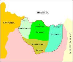 variedades dialectales del aragonés