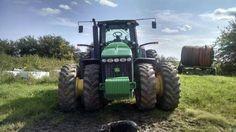 2008 John Deere 8430 Tractor for sale by owner on Heavy Equipment Registry www.heavyequipmentregistry.com