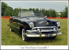 1951 Ford Custom Convertible | Flickr - Photo Sharing!