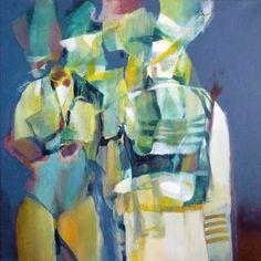 "Saatchi Art Artist Max de Winter; Painting, ""Strong women"" #art"