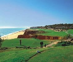 Vale do Lobo, Portugal's largest luxury resort,  Offers a world of golfing excellence