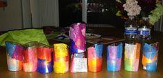 DIY Kids Menorah craft for Hanukkah: http://leahsthoughts.com/dreidels-and-menorahs-getting-crafty-for-hanukkah/