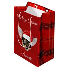 Christmas Chihuahua dog Personalized Gift Bag   teacup chihuahua puppies, chihuahua clothes boy, boy chihuahua clothes #chihuahuapoodlemix #chihuahuapeanut #ChihuahuaCool, back to school, aesthetic wallpaper, y2k fashion Chihuahua Tattoo, Chihuahua Dogs, Personalized Gift Bags, Poodle, Gifts, Clothes, Image, Products, Outfits