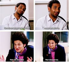 Tom Haverford and Jean-Ralphio Saperstein, Parks and Recreation
