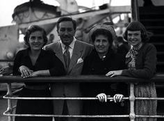 Walt and family