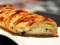 מתכון כרוכיות גבינה, כרוכיות מבצק שמרים במילוי גבינה